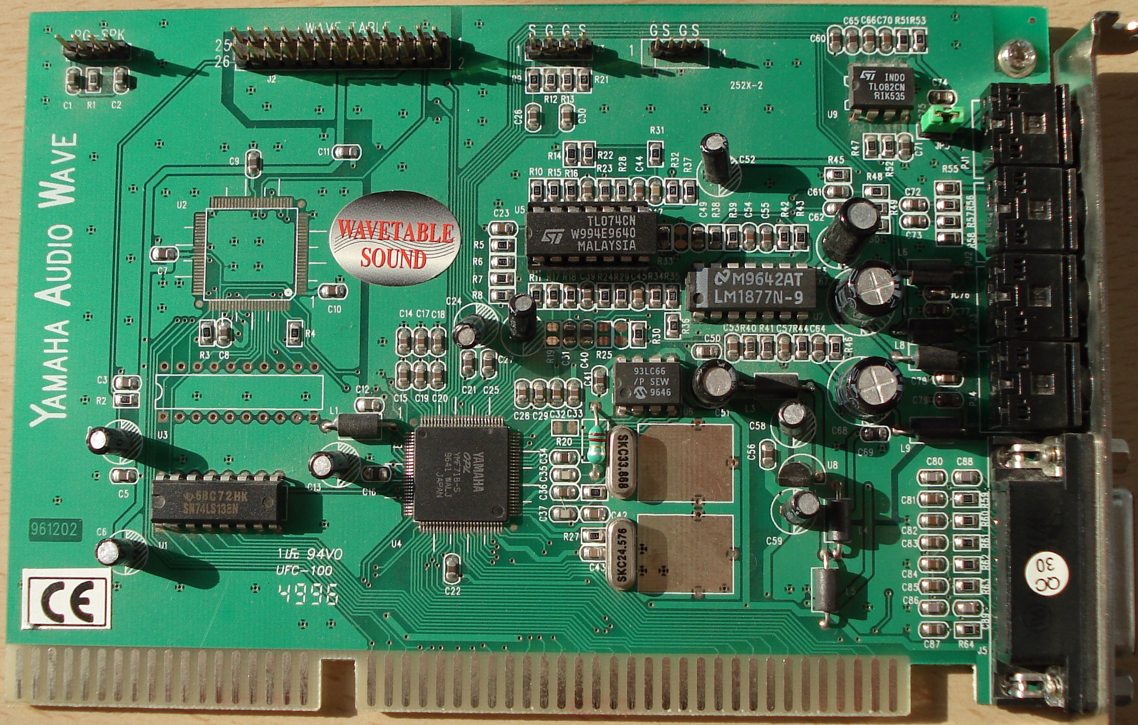 Yamaha Xg Ymf724f-v Sound Driver For Windows 7 Download